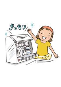 食器洗い乾燥機②のコピー